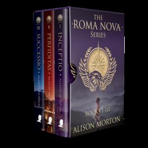 Roma Nova Box Set 1