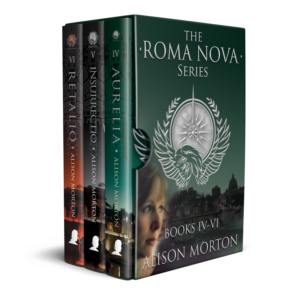 Roma Nova box set 2